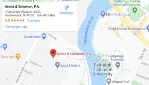 Arons & Solomom, P.A. - Hackensack, NJ